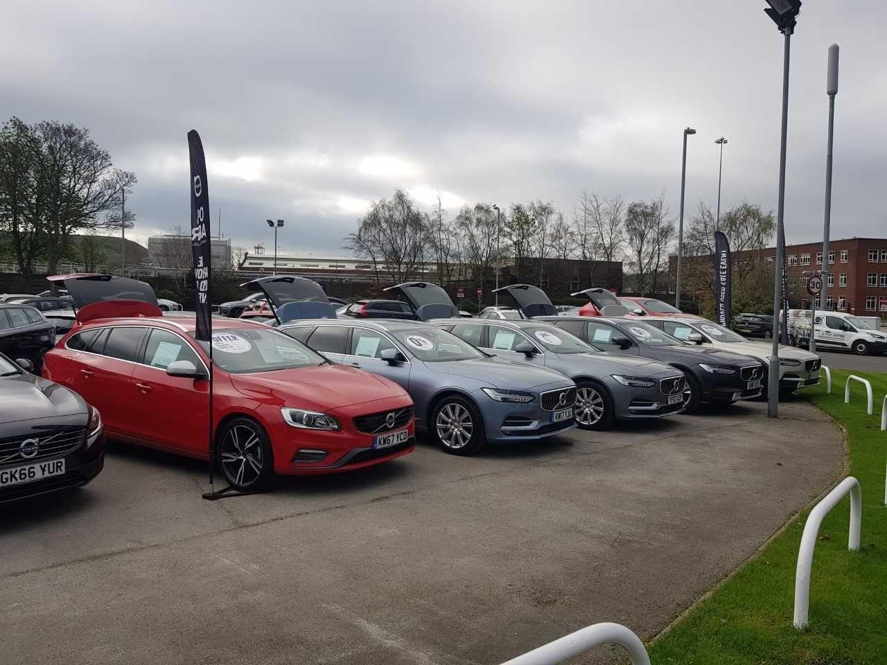 Approved Used Car Event at Huddersfield CliveBrookVolvo