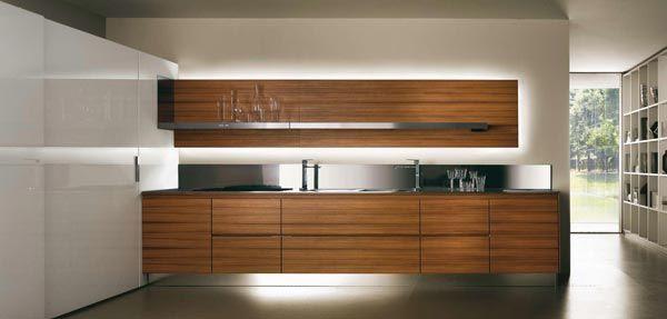 Salvarani Cucine Moderne.Mobili Per Cucina Cucina High Teak A Da Salvarani Teak