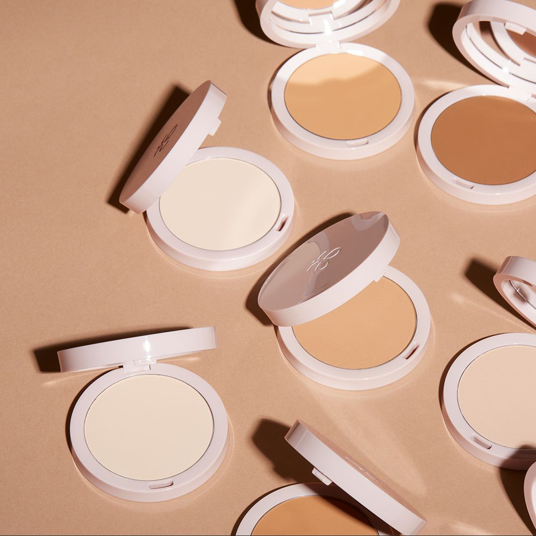 Second Nature Pressed Powder in 2020 Arbonne cosmetics