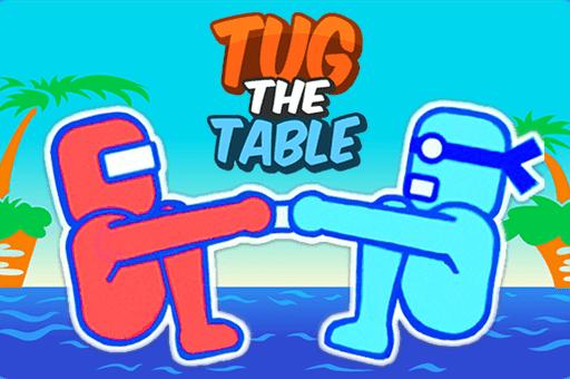 Masayi Cek Tug The Table Kisilik Cift