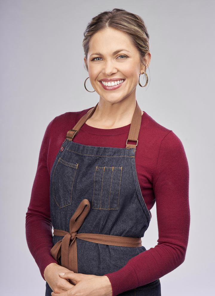 "Hallmark Drama's ""Christmas Cookie Matchup"" with the"