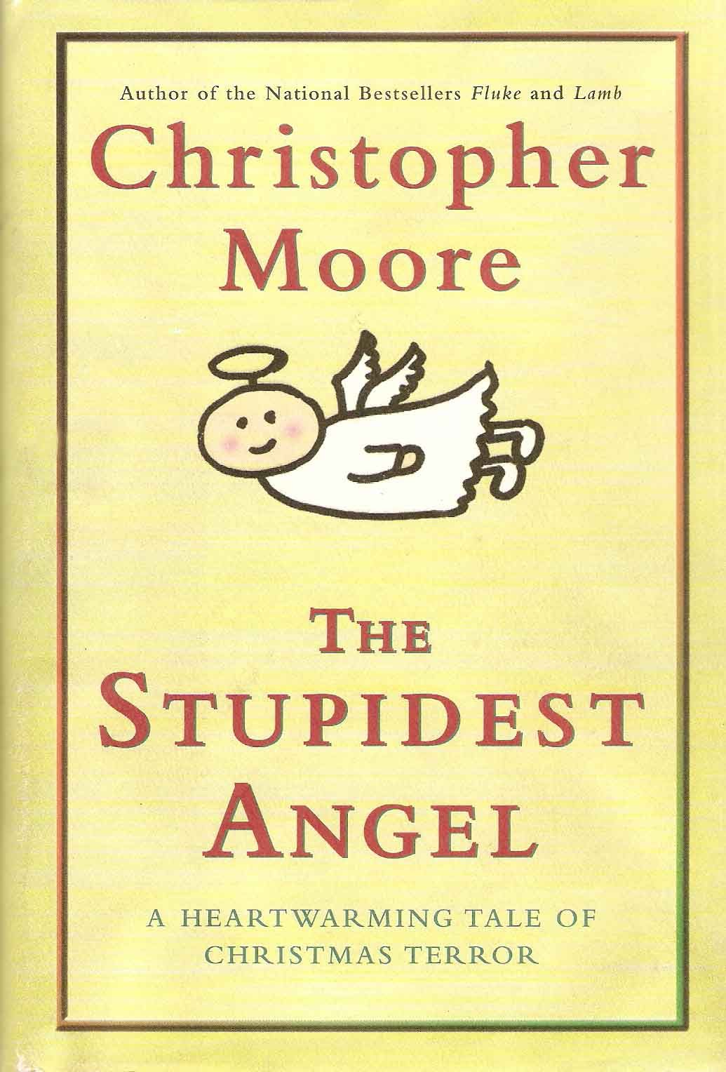 """""""The Stupidest Angel A Heartwarming Tale of Christmas"""