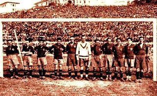 EQUIPOS DE FÚTBOL: SELECCIÓN DE ESPAÑA 1928-29