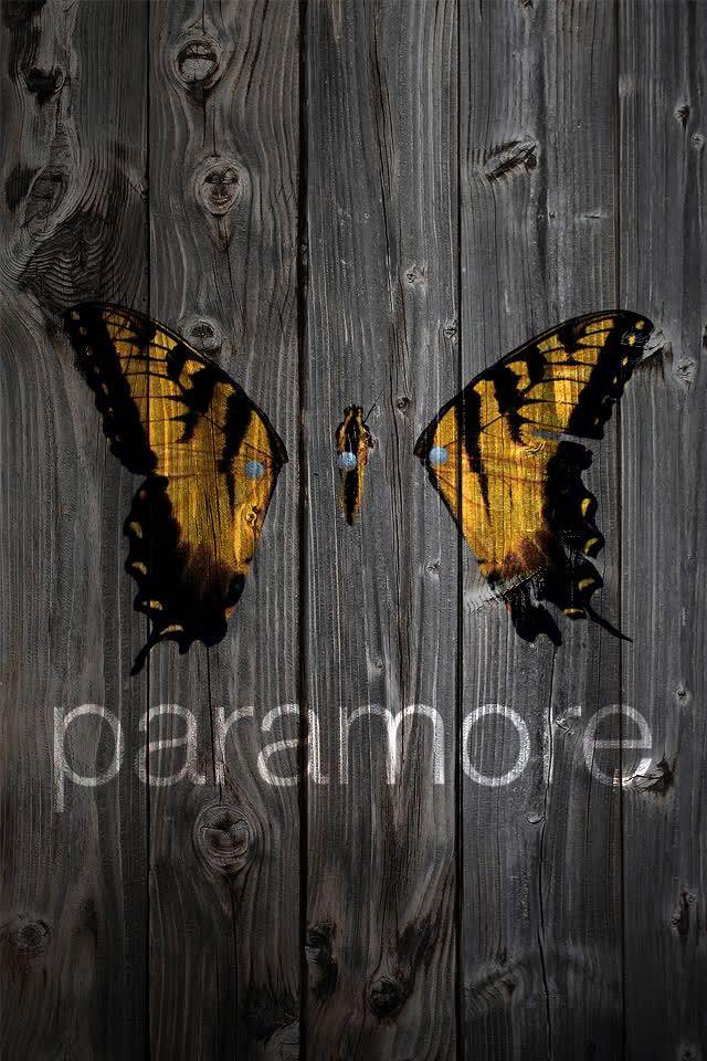 Download Paramore Iphone Wallpaper