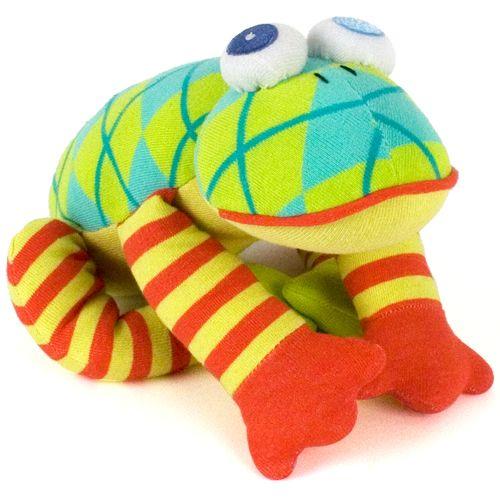 Safari Sock Frog