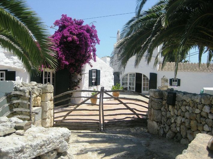 Casa Tipica Menorquina Casas Menorca Comprar Una Casa