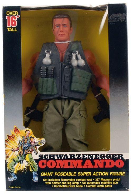 Arnold Schwarzenegger Pops