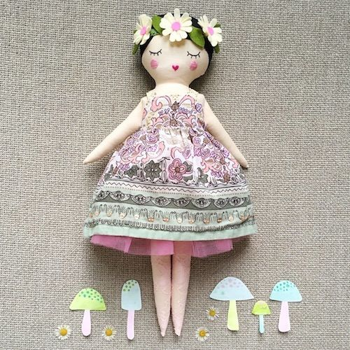 Image of SIOUXSIE PETITE BEAUTY {SOLD OUT}