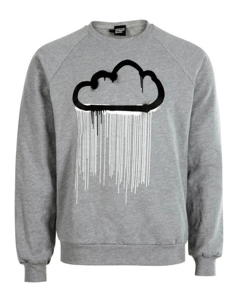 HEKTIK Cloud Sweater – Some warm and cosy Hoodies and Sweatshirts arrived! #cloud #sweatshirt #hektik #streetwear #men
