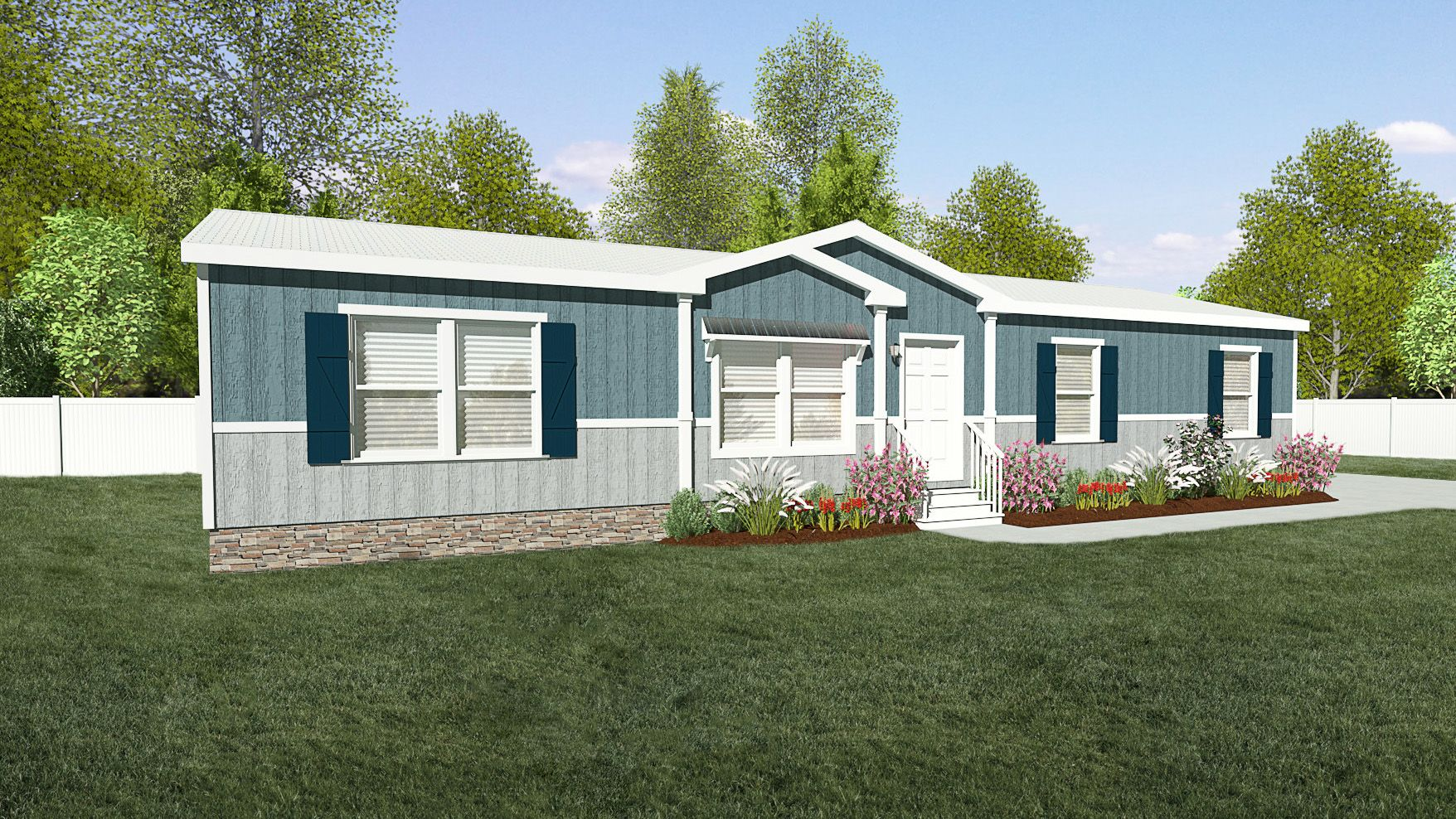The Journey Home Building On Strong Manufactured Home Foundations