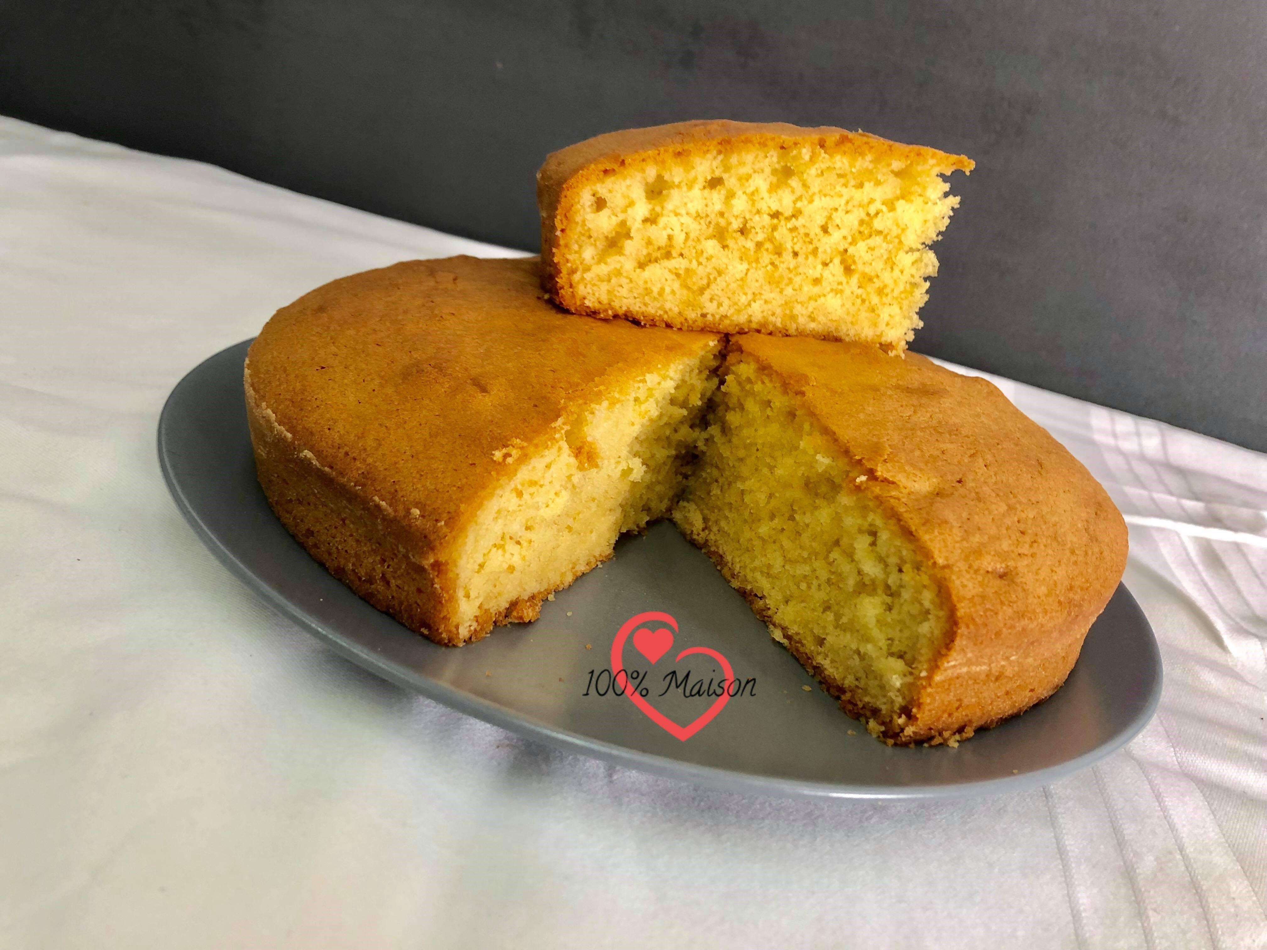 Gâteau Nature Easycuisine Recette Gâteau Nature Gateau Délicieux Gâteaux