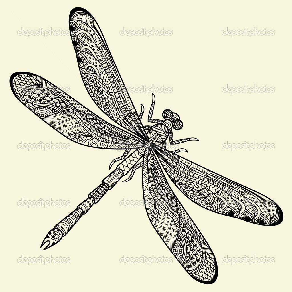 Dragonfly | Symbols | Pinterest | Libélulas, Mandalas y Dibujo