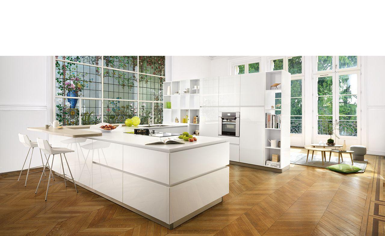 Plan De Travail Quartz Lapeyre Prix cuisine design - laque brillant - strass eolis | cuisines