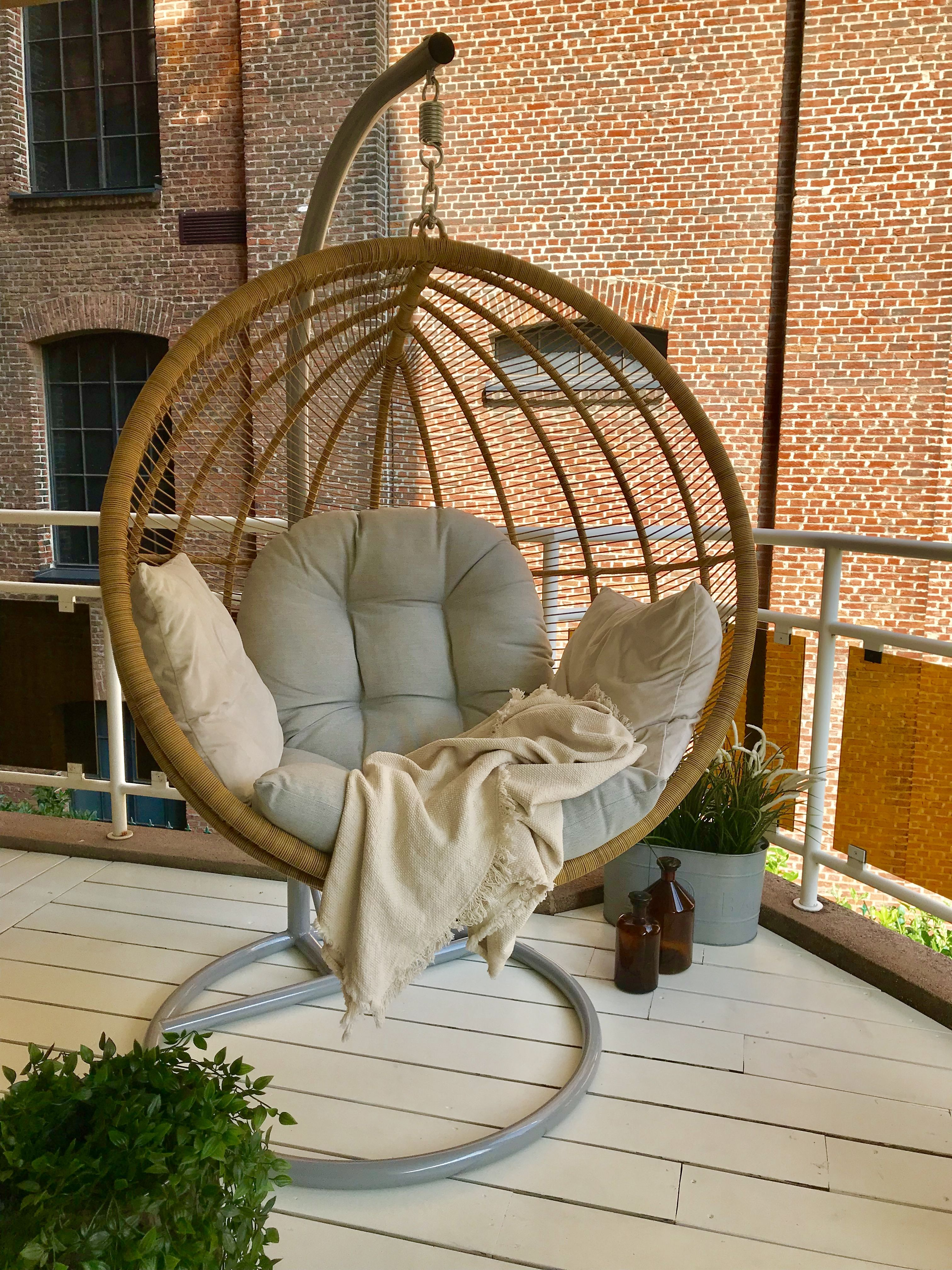 Ei Voor In De Tuin.Manifesto Ortello Cocoon Hangstoel In 2019 Hangstoel Inspiratie