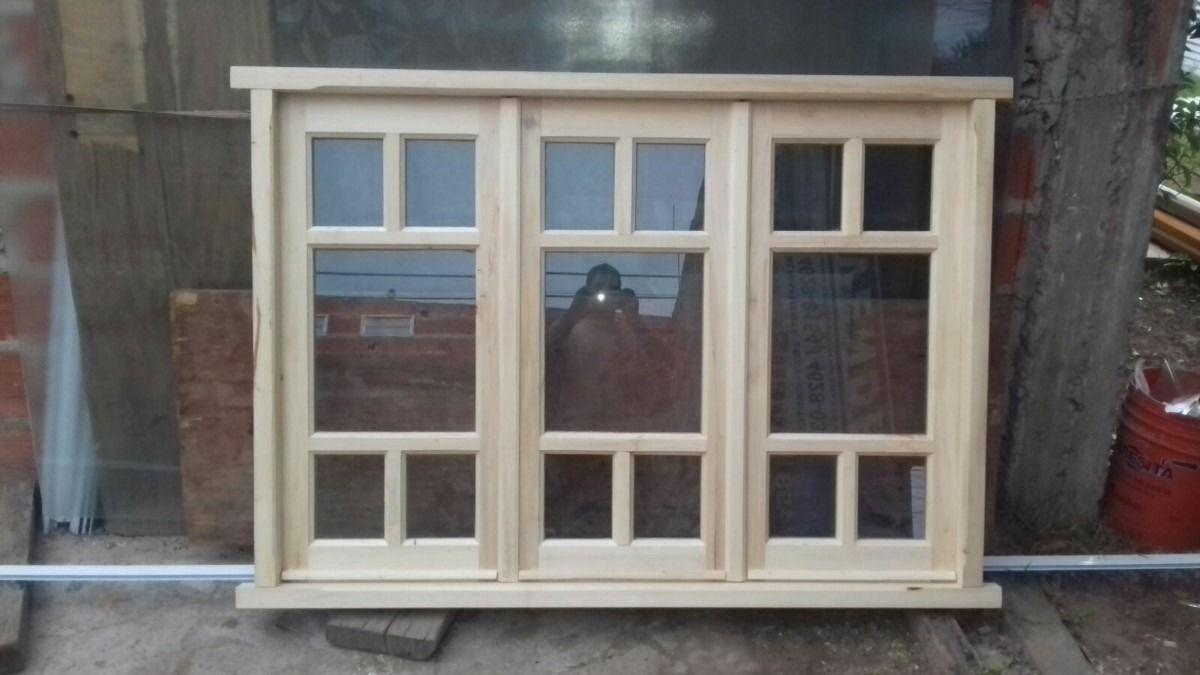 Ventanas de madera a medida 600 00 en mercadolibre for Mercadolibre argentina ventanas de madera