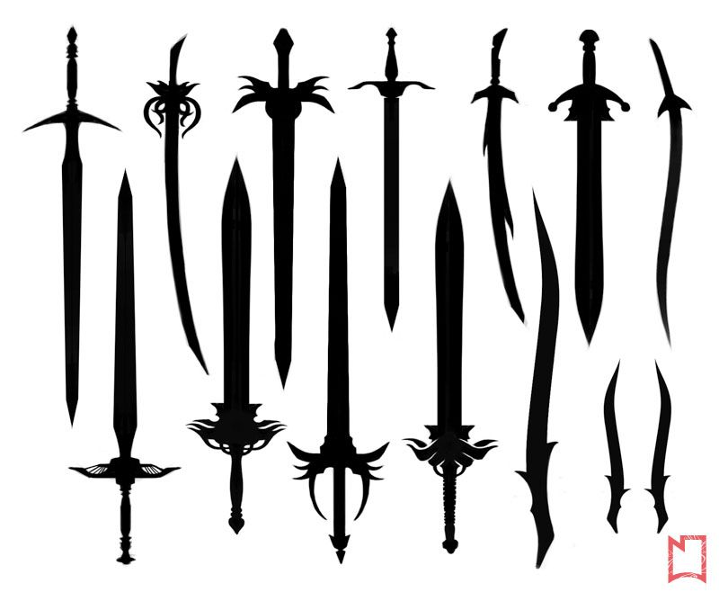 At Here At At Pond Lubis Aka Pink Sword Sword Sword Gate Of Babylon Clip Art