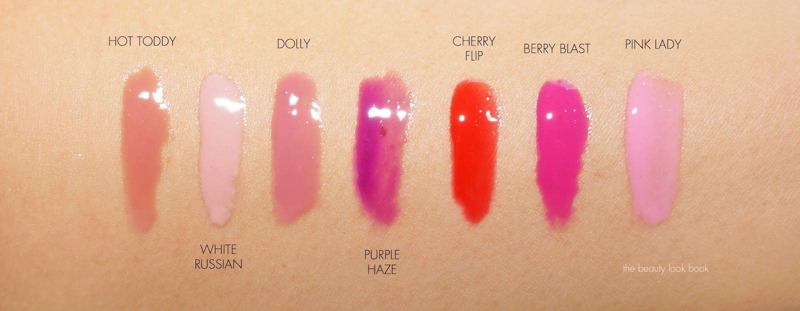 The Beauty Look Book: Buxom Holiday Lip Sets: Leave Your ...