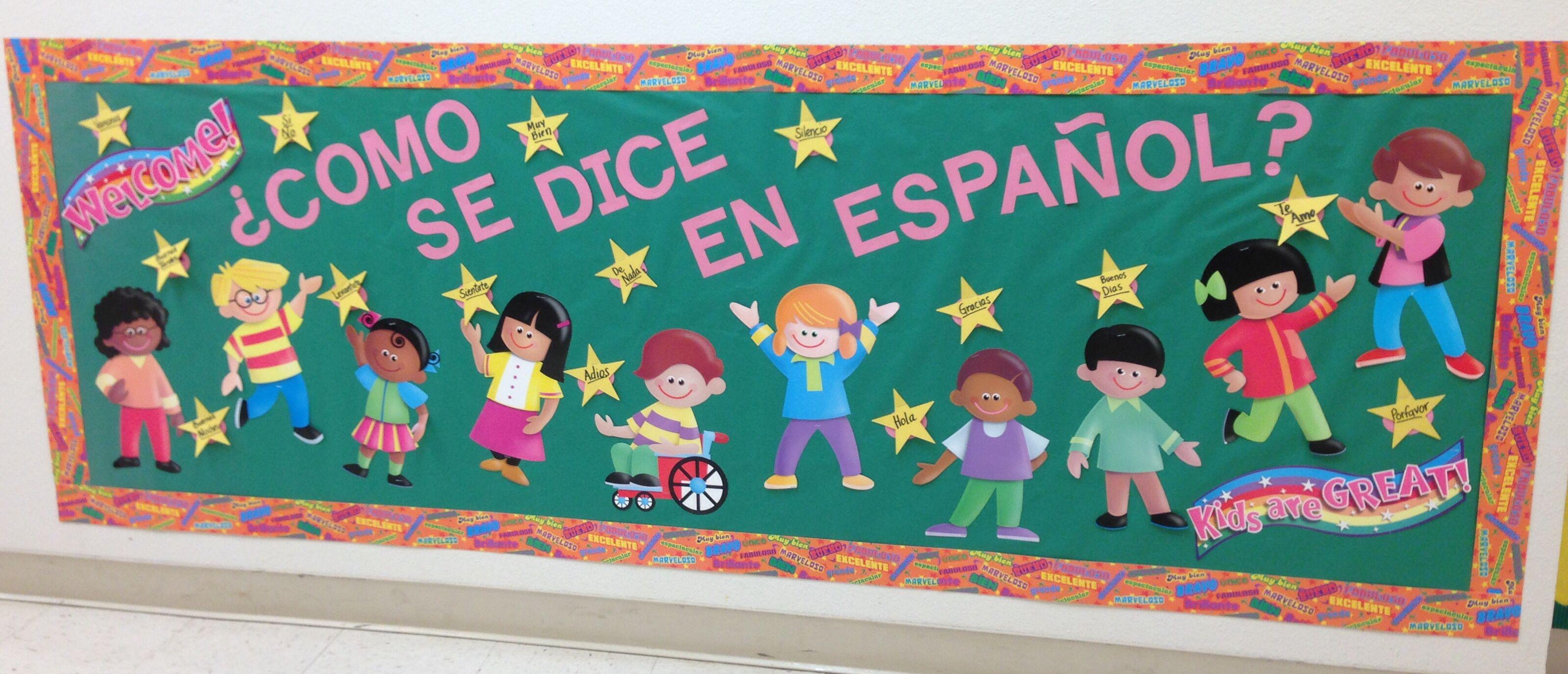 Pin On Spanish Classroom