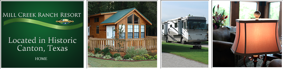 Tour Our Beautiful RV Resort And Cabin Rentals In Canton,TX | Resort Canton  TX