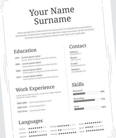 Pin by Go Resume on Resume Templates (docx) Pinterest - go resume