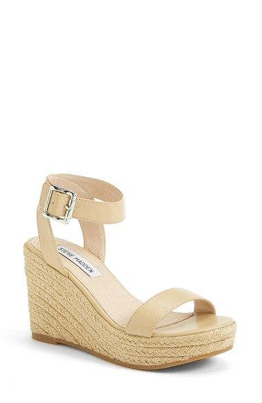 0505c407997 Steve Madden  Seaside  Wedge Sandal (Women)