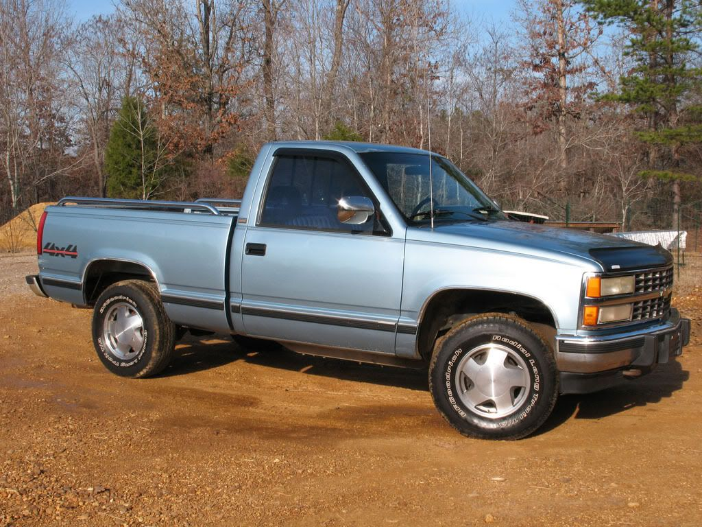 Mud s 92 chevy k1500 silverado with goodies trucks pinterest chevy and cars