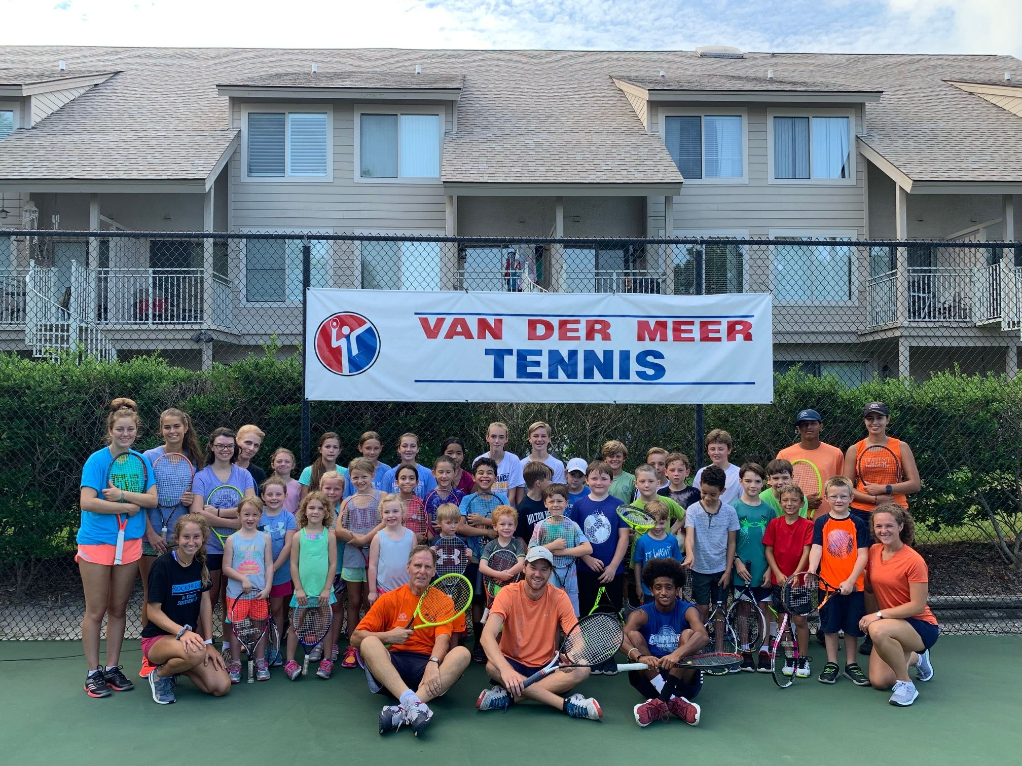 Van Der Meer Tennis Hilton Head Island Sc Nationaly Recognized Junior Tennis Program Offered At 2 Levels Juniors In 2020 Tennis Camp Hilton Head Island Summer Camp