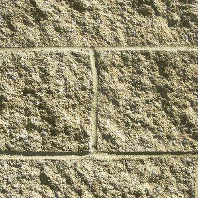 What Is The Rough Cost Of Concrete Building Block Hunker Concrete Building Blocks Concrete Blocks Building A Retaining Wall