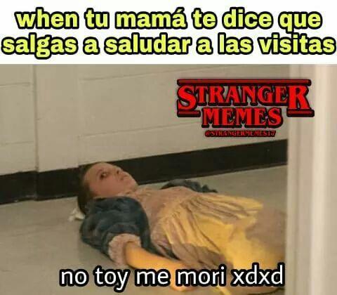 Memes de Stranger Things – ✨101✨