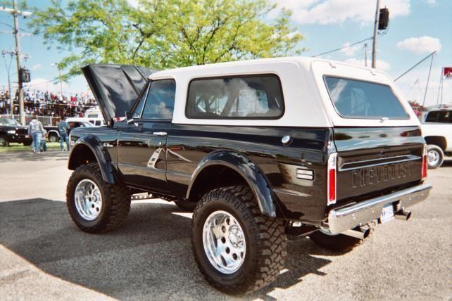 The Best 1986 Chevy Blazer Top Off