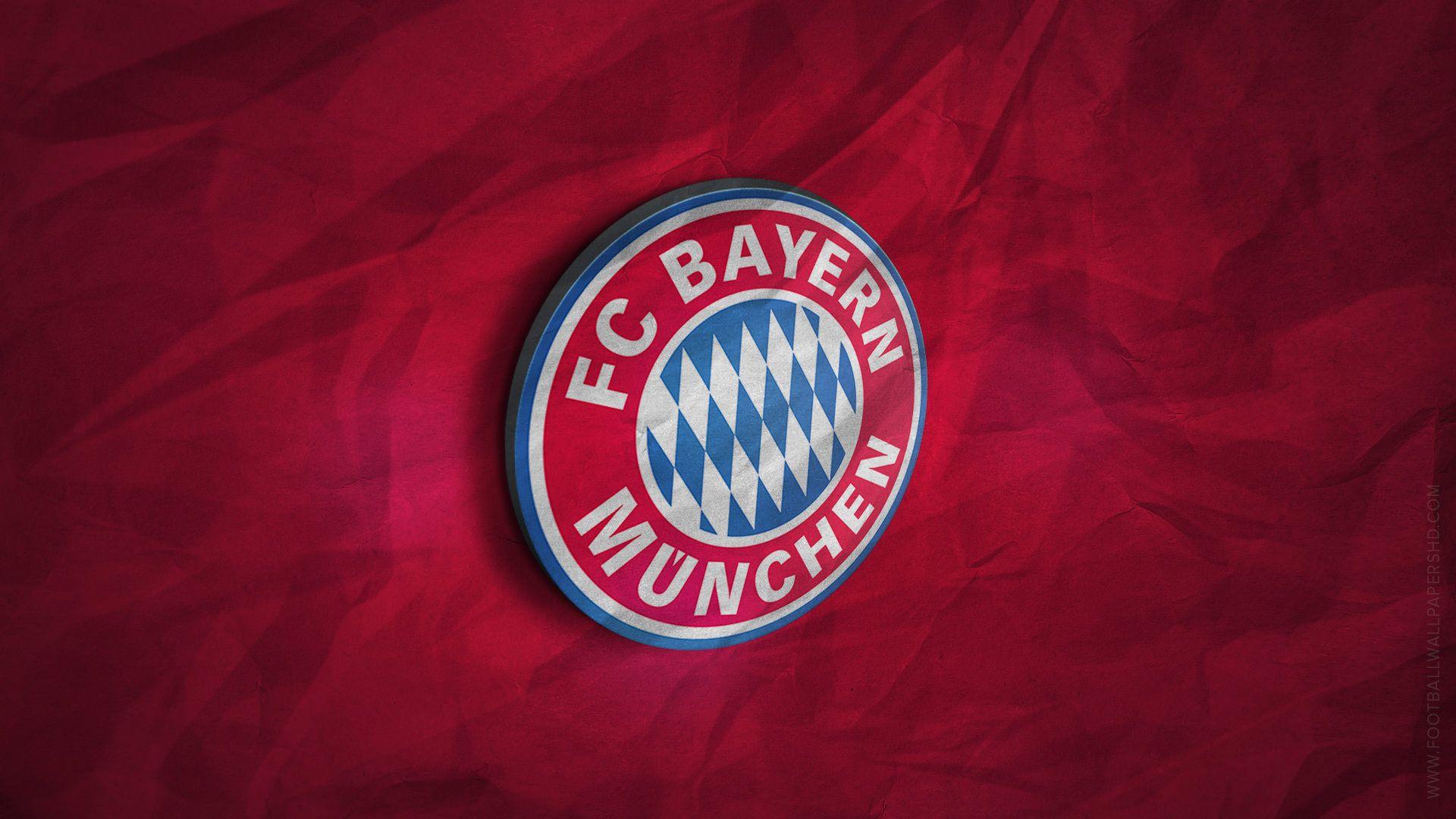 Bayern Munich 3d Logo Wallpaper Football Wallpapers Hd Olahraga