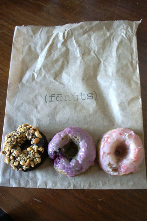 Fonuts Los Angeles - Des donuts qui ne font pas grossir.... #GlutenFree