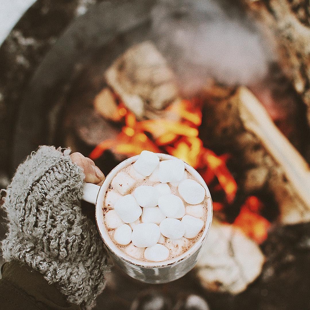 Autumng Asthetics: Autumn, Winter And Instagram