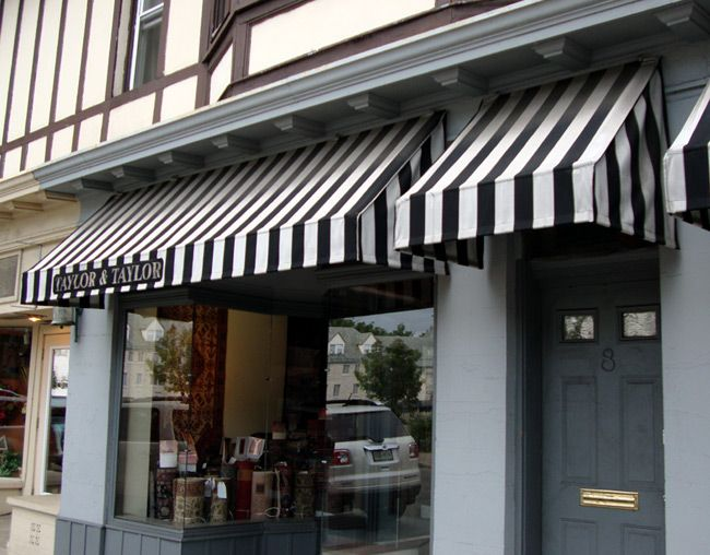 ct white awning dome commercial and awnings canopies aladdin page building black inc striped products