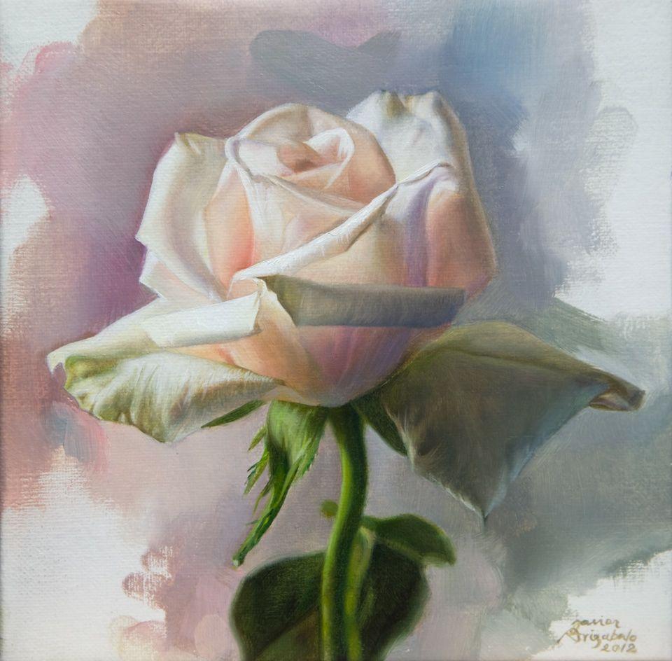 Havier Arizabalo 960x944 Dessin Fleur Dessin Fleurs