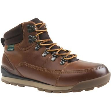 Eastland Chester Hiking Boots - Mens Black
