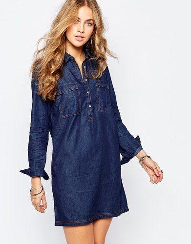 Robe jean femme pimkie