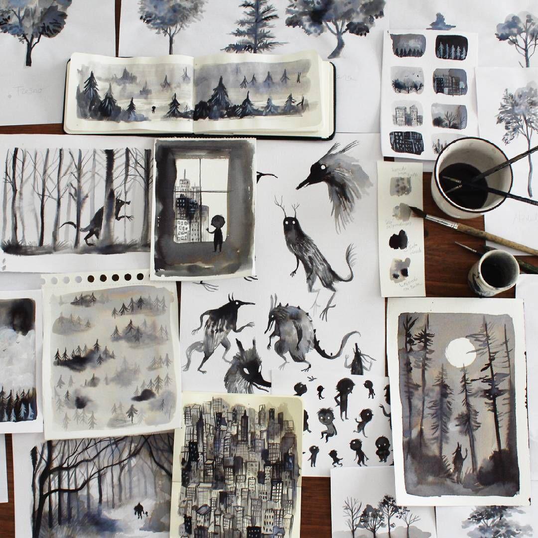 """""""El bosque dentro de mí"""" """"The forest in me"""" Adolfo Serra"""