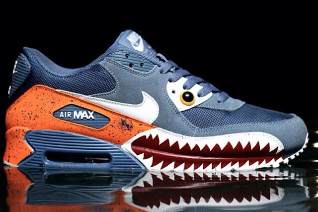 size 40 4ea2b a2531 Nike Airmax Shark Limited Edition