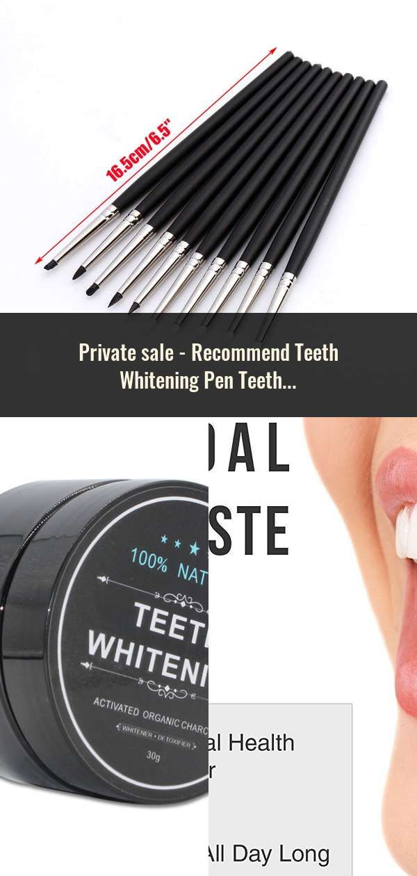 Recommend Teeth Whitening Pen Teeth Whitening Bleaching System Tooth