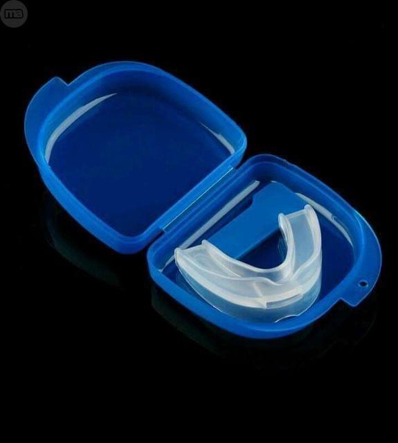 Resultado de imagen para ferulas dentales dobles  nocturnas con pestillo antironquidos