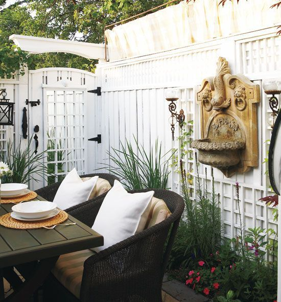 Outdoor Fountains For Every Home! | Outdoor fountains, Fountain ...