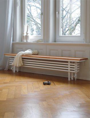 Zehnder verwarming - Radiator woonkamer   fraai design en ruim ...