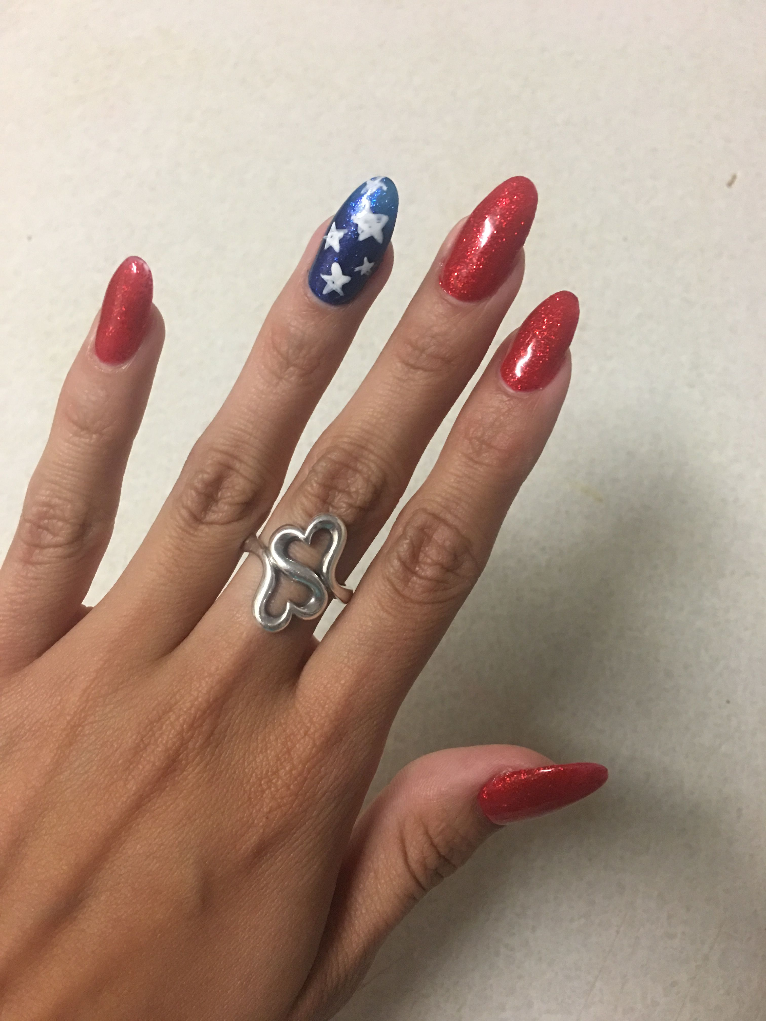 Watch 4th Of July Nail Inspo to Celebrate Independence Day with Style video