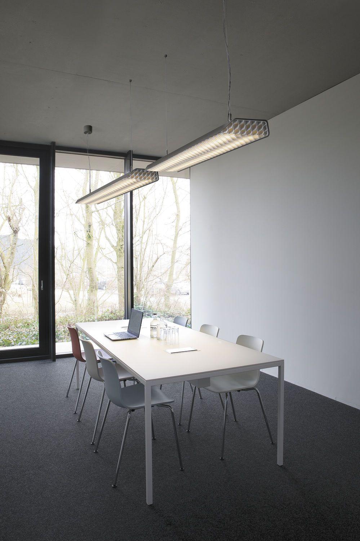 office hanging lights. Hanging Light Fixture / LED Linear Metal - VAEDER Modular Lighting Instruments Videos Office Lights I
