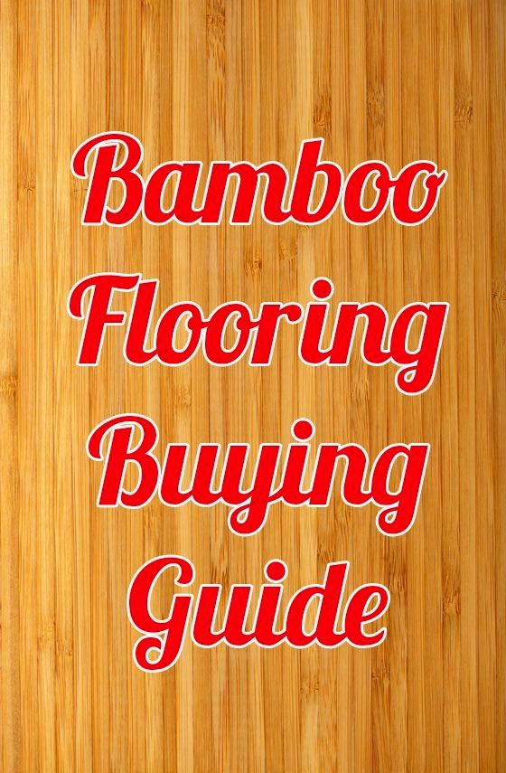Bamboo flooring guide & overview of bamboo hardwood floori
