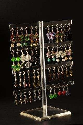 Exhibidores para collares y pulseras
