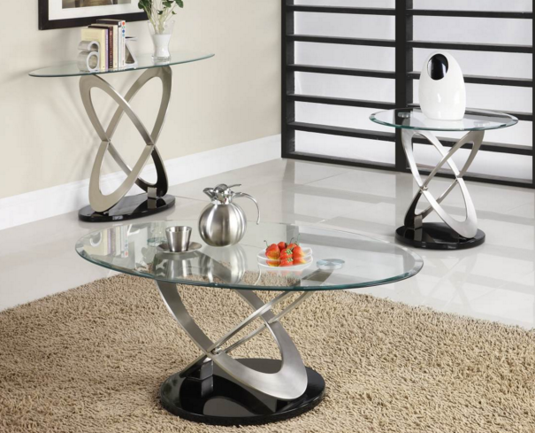 Belle Furnishings Tanners Creek 3 Piece Occasional Table In Greystone Nebraska Furniture M Living Room Furniture Tables 3 Piece Coffee Table Set Coffee Table