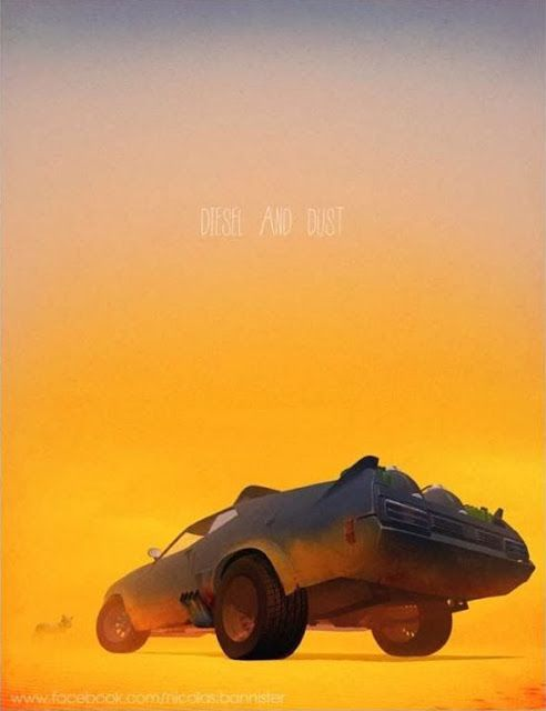 Cool Art: 'BannCars' by Nicolas Bannister