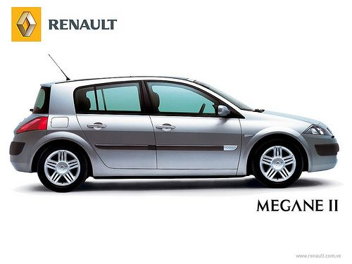 renault megane ii 2006 cars pinterest autos coches. Black Bedroom Furniture Sets. Home Design Ideas